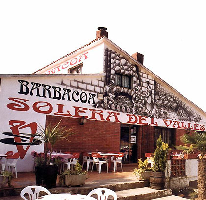 Restaurante barbacoa solera del vall s carretera - Restaurante solera gallega ...
